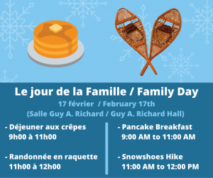 Family Day @ Salle Guy A. Richard